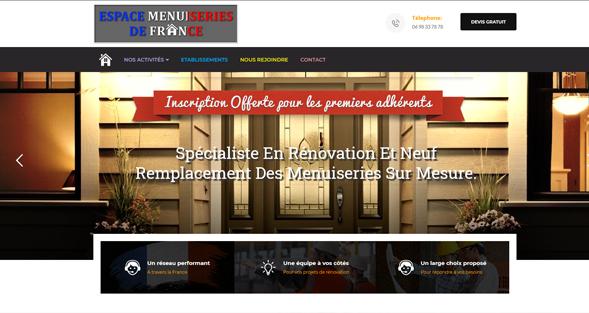 Espace Menuiseries de France