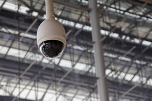 Caméra dôme de vidéo-surveillance