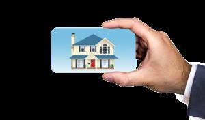 Carte visite immobilier